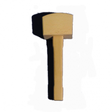 "Set of 5 English Joiner's Mallets. 3-1/2, 4"", 4-1/2"", 5"", and 6""."